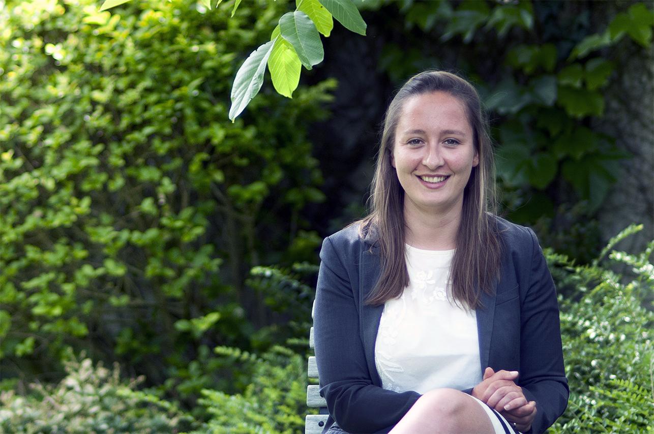 Advocaten Verhaegen - Verpoorten. Medewerkers: Advocate Charlotte Segers.