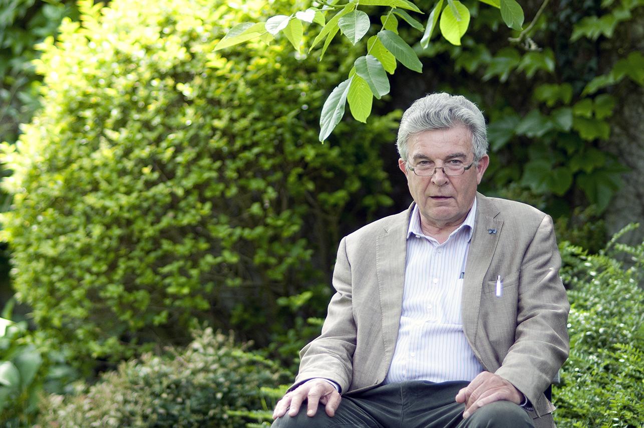 Advocaat - vennoot Hugo Verhaegen