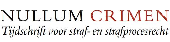 nullum crimen